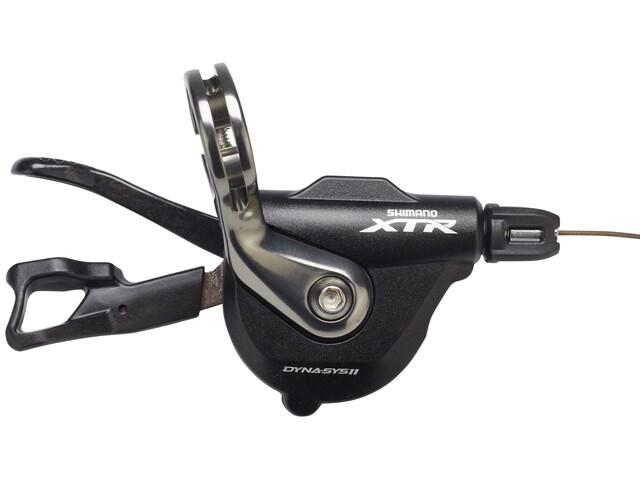Shimano XTR SL-M9000 Klamkomanetka 11-prędkości prawe czarny